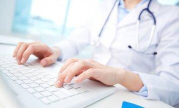 Viskūtrāk līgumus par e-veselību slēdz ģimenes ārsti no Rīgas