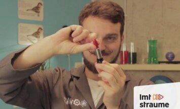 Rudenī noderīgi: video pamācība, kā pašam pagatavot lūpu balzāmu