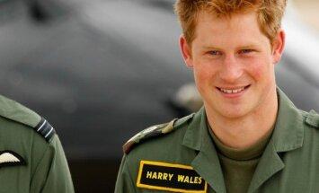 Afgāņu kaujinieku komandieris nosauc princi Hariju par 'piedzērušos šakāli'