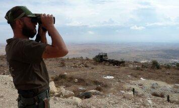Sīrijas armija un nemiernieki paziņo par īslaicīgu pamieru