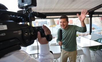 """Квартал 95"" презентовал фестиваль юмора и музыки в Юрмале Made in Ukraina"