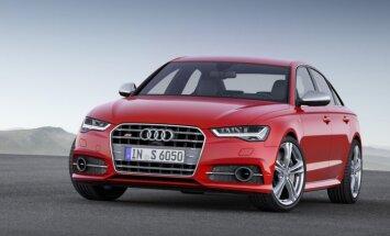 'Audi' modernizējis 'A6' modeļu saimi