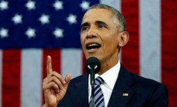Obamas runā par valsts stāvokli dominē optimistiskas nākotnes prognozes