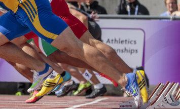 Latvijas U-20 skrējēji labo valsts rekordu 4x400 metru stafetē