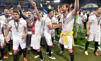 'Sevilla' fani draud boikotēt maču pret 'FC Barcelona' Spānijas Superkausā