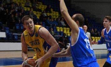 'Ventspils' trešajā ceturtdaļā gūst tikai četrus punktus un piedzīvo zaudējumu Čempionu līgā
