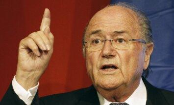Блаттер: Не отдай ФИФА ЧМ России и Катару, сейчас не было бы проблем