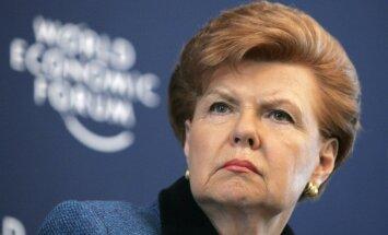 Эксперт о скандале с Вике-Фрейбергой: президент — не символ государства