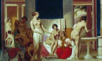 Dzemdēt vai mirt? Seno grieķu un romiešu intīmās dzīves un kontracepcijas īpatnības