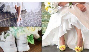 От классики до альтернативы: как выбрать идеальные свадебные туфли