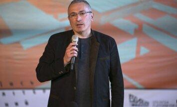 "Ходорковский: ""Путин— голый король"""
