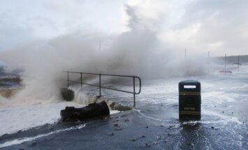 Pētījums: ūdens līmenis jūrās ceļas par 60% straujāk nekā ANO prognozē