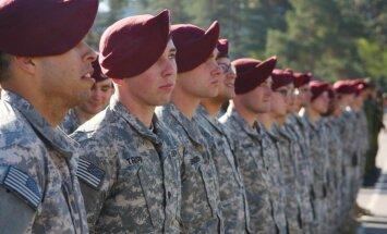 ASV ģenerālis: ASV karavīri nākamgad paliks Baltijas valstīs un Polijā