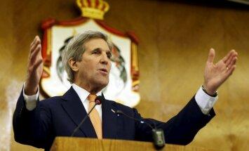 ASV un Krievija atkal vienojas par noteiktu dienu pamiera sākumam Sīrijā