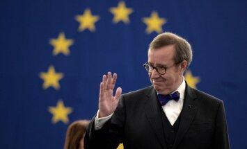 В понедельник в Эстонии— выборы нового президента страны