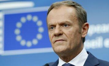 ES pēc triecieniem Sīrijai pauž atbalstu sabiedrotajiem