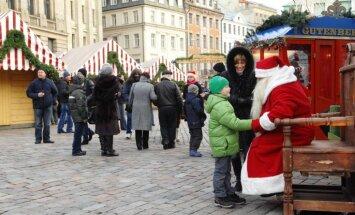 Латвия заметно отстает от Литвы и Эстонии по числу привлеченных туристов