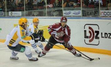 Rīgas 'Dinamo' hokejisti gadu noslēdz ar cīņu pret 'Atlant'