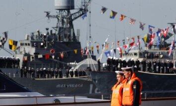 Lietuva iesniedz Krievijai notu par incidentiem Baltijas jūrā