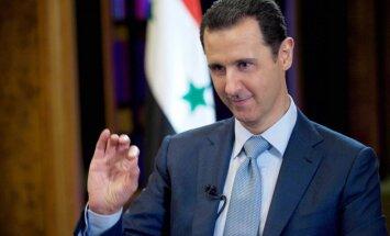 Асад: Запад хочет свергнуть президентов России и Сирии