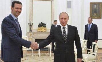 Путин заявил о скором завершении военной операции в Сирии