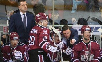 Rīgas 'Dinamo' sezonas pēdējo izbraukumu noslēdz ar zaudējumu 'Baris'