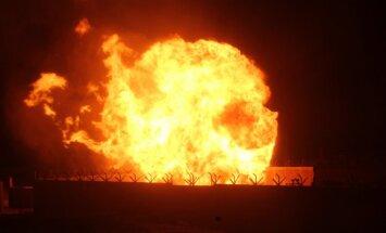 Poligonā Krievijā eksplodē 120 kastes ar granātmetēja lādiņiem