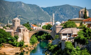 Eiropas neparastākie tilti, ko kaut reizi dzīvē vērts redzēt
