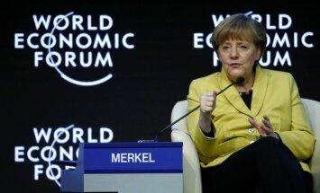 No Vladivostokas līdz Lisabonai: Merkele pieļauj Eiropas - Krievijas brīvās tirdzniecības zonas izveidi