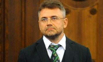 Депутат Сейма Аскольд Клявиньш решил сложить депутатский мандат