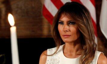 Меланья Трамп перенесла операцию на почках