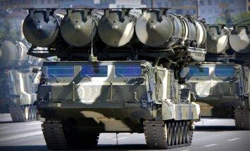 Krievija apstiprina zenītraķešu 'S-300' izvietošanu Sīrijā