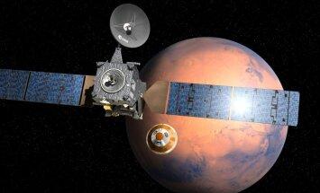 Marsa iekarotāji vīlušies – Tramps grib atpakaļ uz Mēnesi