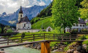 8 brīnišķīgas un elpu aizraujošas vietas, ko apskatīt Alpu pērlē Ramzavā un tās apkārtnē