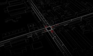 Ieskats nākotnē: Krustojumi bez luksoforiem