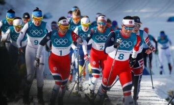 Phjončhanas olimpiskās spēles: pēdējās dienas kopsavilkums