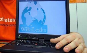 'WikiLeaks' publisko tūkstošiem CIP dokumentu