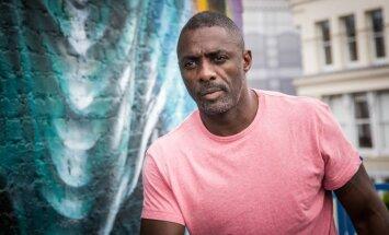 Idriss Elba: Esmu pārāk vecs, lai spēlētu Džeimsu Bondu