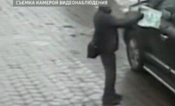 Krievu uzņēmējs ieroča kļūmes dēļ izdzīvo slepkavas uzbrukumā