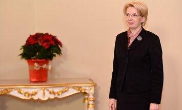 Saeimas priekšsēdētājas biroju turpmāk vadīs VL-TB/LNNK pārstāve Guntra Riņķe