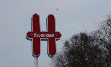 В Риге на выезде из Юглы откроют ресторан Hesburger