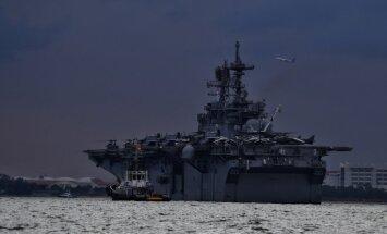 Reuters: США готовят против КНДР новые меры, граничащие с морской блокадой