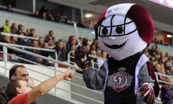 KHL spēļu apmeklētība šosezon kritusies par septiņiem procentiem