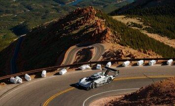 Paikspīkā VW pārspējis ne tikai Dambja elektroauto, bet arī Lēba absolūto rekordu