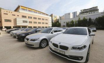 Dienvidkoreja aizliedz braukt ar BMW, kuru dzinējiem pastāv aizdegšanās risks