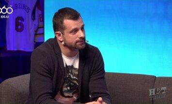 Video: Martins Dukurs par karjeras turpināšanu un izmaiņām Latvijas skeletona komandā