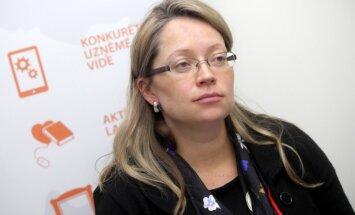 IZM valsts sekretāre Liepiņa iesniegusi atlūgumu