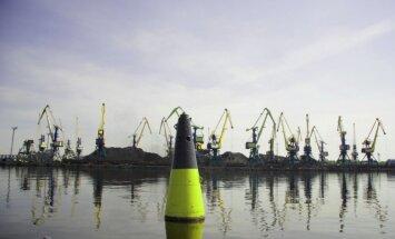 Latvija var zaudēt 65 miljonus Eiropas naudas, ja brīvosta neīstenos Krievu salas projektu