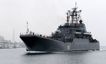 Visi Ukrainas karakuģi pametuši Krimas bāzes