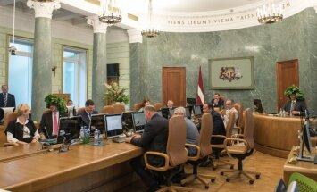 Foto: Ministri ielīgo Jāņus